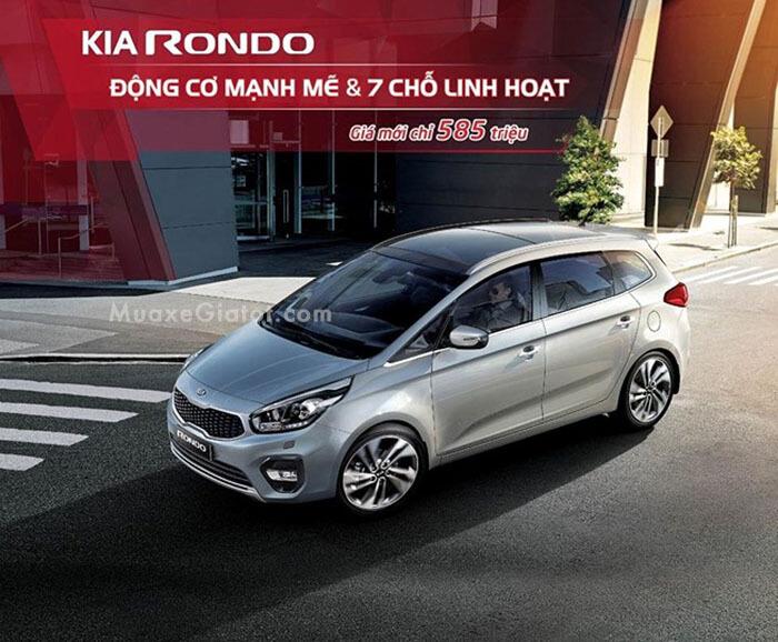 16 2 - Chi tiết xe Kia Rondo Standard MT 2021 - MPV số sàn giá 600 triệu cực hot!