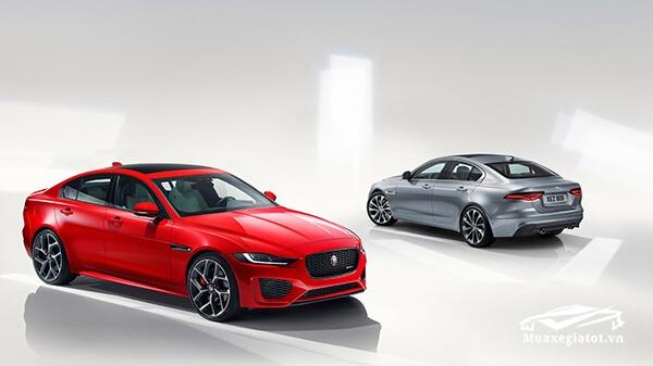 16 - Đánh giá xe Jaguar XE 2021 - Phẩm chất báo đốm