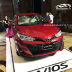 17 1 150x150 - Chi tiết Toyota Vios 1.5E CVT 2021 - Tiện nghi đơn giản, cầm lái dễ dàng