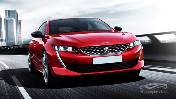 17 - Đánh giá xe Peugeot 508 2021 kèm giá bán 04/2021