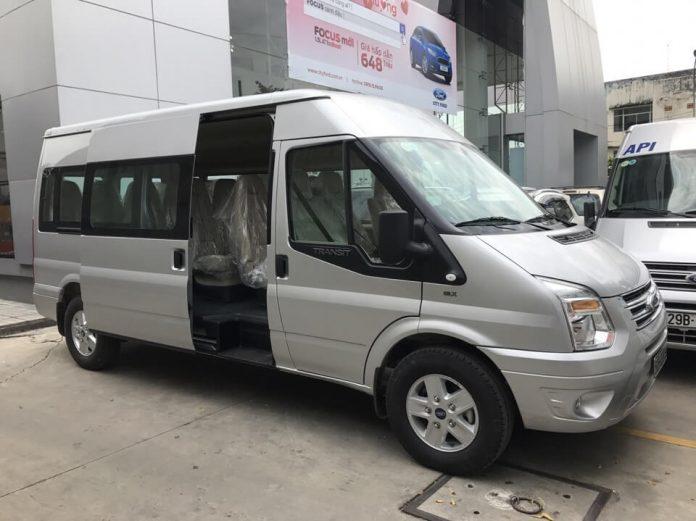 18 2 - Chi tiết xe 16 chỗ Ford Transit SVP 2021 (Bản tiêu chuẩn + Gói trang bị thêm)