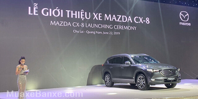 19 2 - Đánh giá xe 7 chỗ Mazda CX-8 2021 kèm giá bán 04/2021