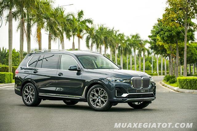 2 10 - Đánh giá xe SUV 7 chỗ cỡ lớn BMW X7 2021 kèm giá bán 04/2021