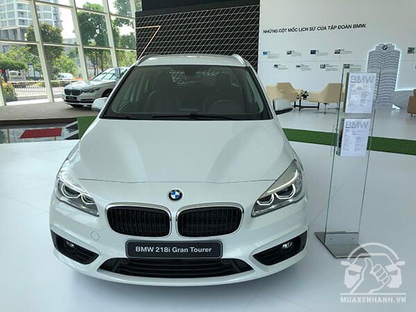 2 13 - Đánh giá xe BMW 218i Gran Tourer 2021 kèm giá bán 04/2021