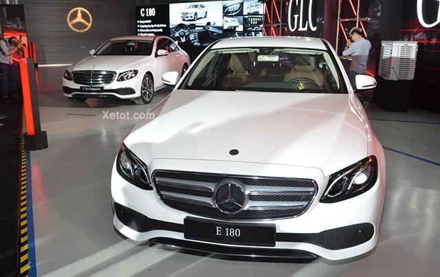 """2 17 - Đánh giá xe Mercedes E180 2021, Xe hạng sang """"giá rẻ"""""""