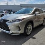 2 22 150x150 - Đánh giá Lexus RX 350L 2021 7 chỗ, Cỗ xe vương giả