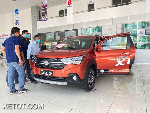 2 7 - Đánh giá Suzuki XL7 2021 - đối thủ mới của Xpander