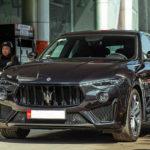 2 8 150x150 - Chi tiết xe Maserati Levante Trofeo 2021 - Cỗ máy sang chảnh, vận hành đỉnh cao