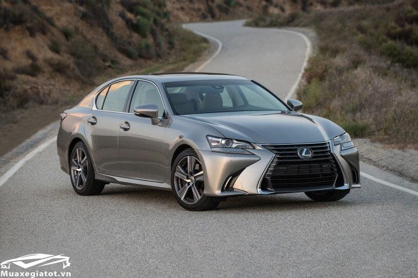 20 3 - Đánh giá xe Lexus GS 300 2021, Chiếc sedan thể thao đầy quyến rũ và mê hoặc