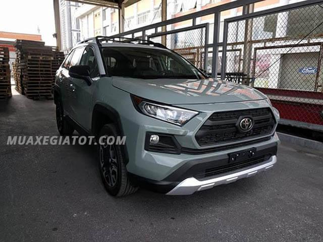 """20 4 - Đánh giá Toyota Rav4 2021 - Crossover """"hàng hiếm"""" của đại gia Việt"""