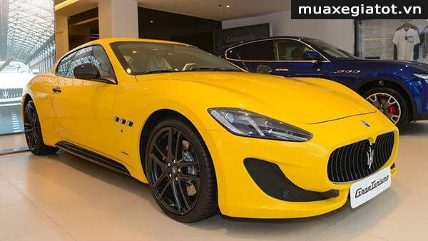 22 3 - Chi tiết Maserati GranTurismo Sport 2021 - Tay chơi đích thực