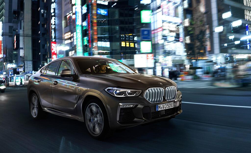23 1 - BMW X6 2021: thông số, giá lăn bánh, khuyến mãi (04/2021)