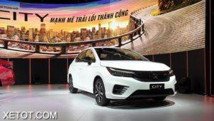 23 300x170 - Chi tiết xe Honda City RS 2021 - Trẻ trung cuốn hút, tăng áp phấn khích