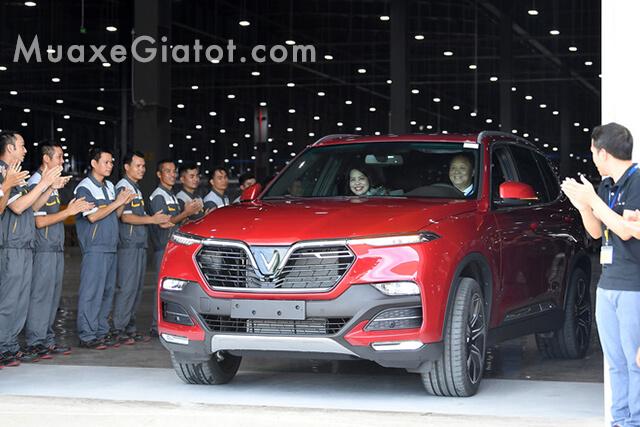 24 1 - Đánh giá xe SUV 7 chỗ Vinfast Lux SA2.0 2021 kèm giá bán 04/2021