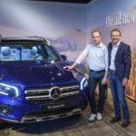 27 1 150x150 - Mercedes-Benz GLB 250 4Matic 2021 7 chỗ có gì hấp dẫn?