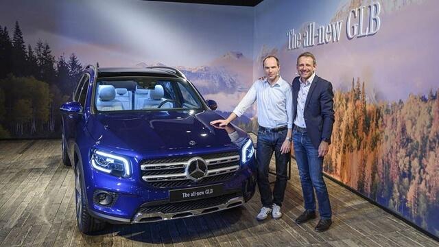 27 1 - Mercedes-Benz GLB 250 4Matic 2021 7 chỗ có gì hấp dẫn?