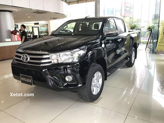 29 1 - Chi tiết xe Toyota Hilux 2.4 4x2 AT 2021 - bán tải siêu bền, giá bán cạnh tranh