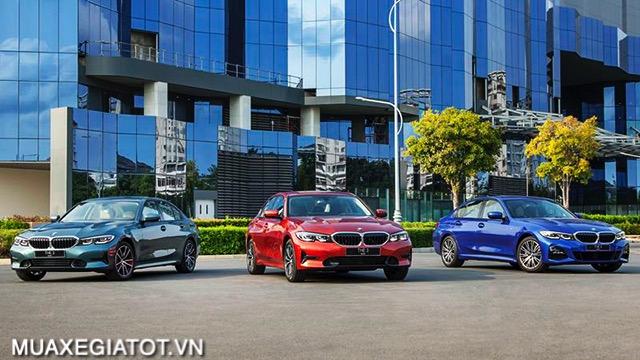 3 10 - Giới thiệu các mẫu xe BMW 3 Series 2021 kèm giá bán 04/2021