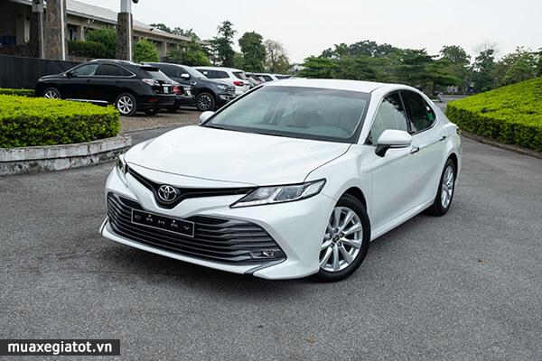 3 15 - Chi tiết xe Toyota Camry 2.0G 2021, Bản thấp nhất của Camry