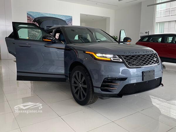 3 18 - Range Rover Velar 2021 – Siêu phẩm của chuẩn mực