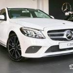 3 19 150x150 - Giá xe Mercedes C200 2021: thông số, giá lăn bánh, khuyến mãi (04/2021)