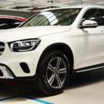 3 2 150x150 - Đánh giá xe Mercedes GLC 200 2021: Sự nâng cấp về thiết kế và sức mạnh