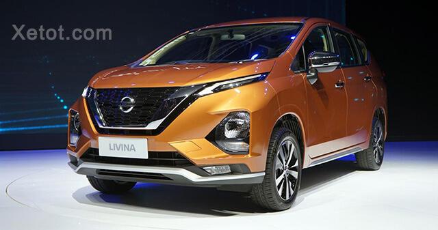 """3 3 - Đánh giá Nissan Livina 2021, Có gì khác biệt trong mẫu xe """"anh em"""" của Xpander"""