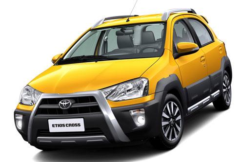 3 4 - Đánh giá xe Toyota Etios Cross 2021, Ra mắt năm sau?