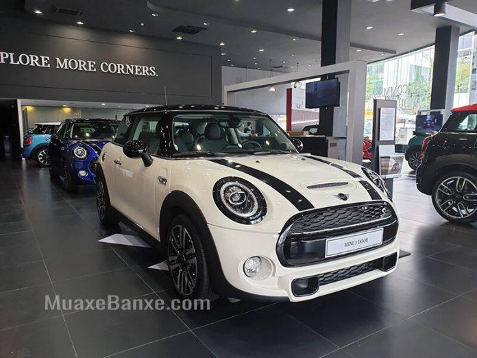 3 5 - Giới thiệu các mẫu xe Mini Cooper 2021 kèm giá bán (04/2021)