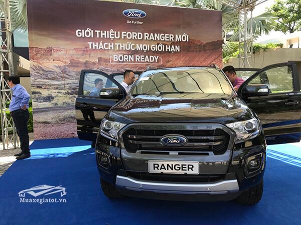 3 7 - Chi tiết xe bán tải Ford Ranger Wildtrak 2.0L AT 4X4 2021, Đỉnh cao bán tải