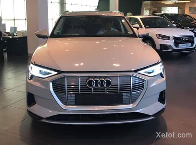3 8 - Đánh giá xe Ô tô điện Audi E-Tron 2021, Khi nào về Việt Nam?