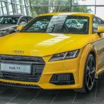 3 9 150x150 - Đánh giá Audi TT Coupe 2021, Chặng đường 20 năm