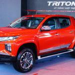 30 1 150x150 - Chi tiết Mitsubishi Triton 4x2 AT 2021 - bán tải cho phố thị