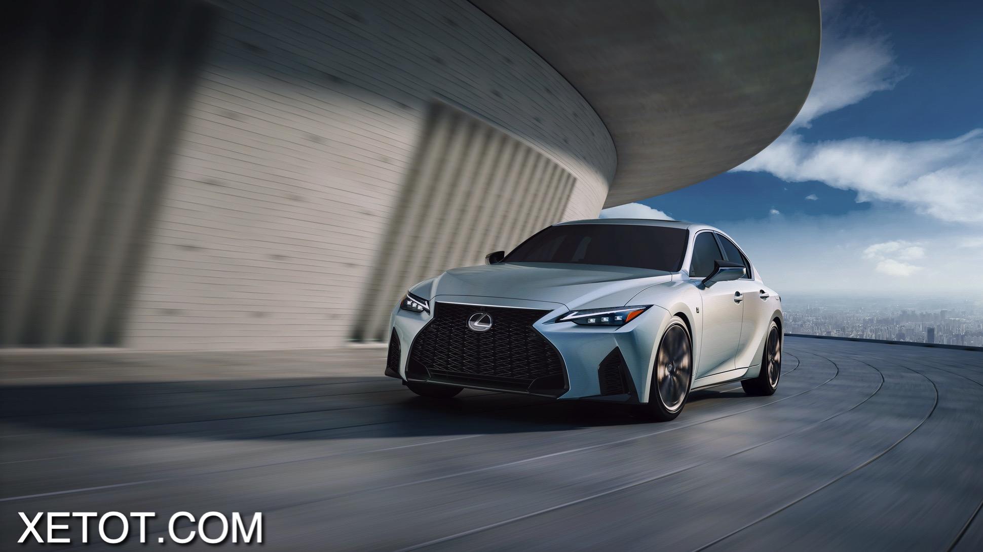 30 - Đánh giá xe Lexus IS 2021 sắp bán - Cập nhật nhiều tính năng mới
