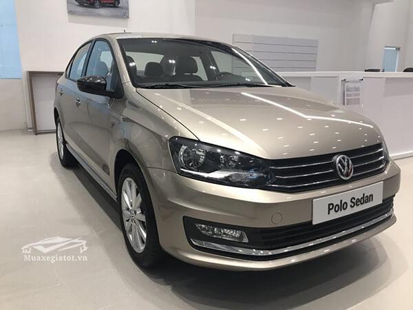 333 - Đánh giá Volkswagen Polo Sedan 2021, Ấn tượng nhưng chưa đủ