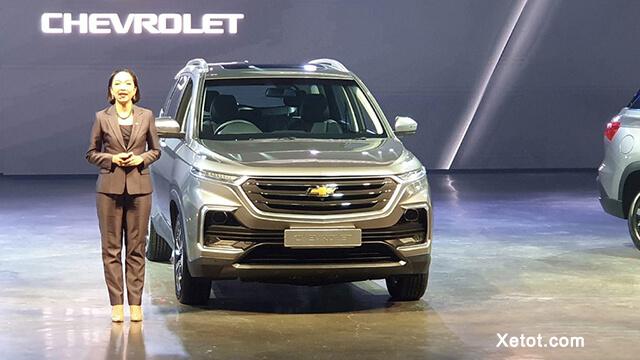 4 13 - Đánh giá xe Chevrolet Captiva 2021 ra mắt Thái Lan, Có về Việt Nam?