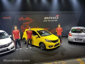 4 14 300x225 - Chi tiết xe Honda Brio RS 2021, thiết kế thể thao năng động