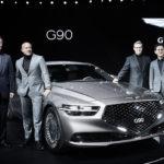 4 150x150 - Chi tiết xe Genesis G90 2021 -  Xế sang đương đại với thiết kế kinh điển