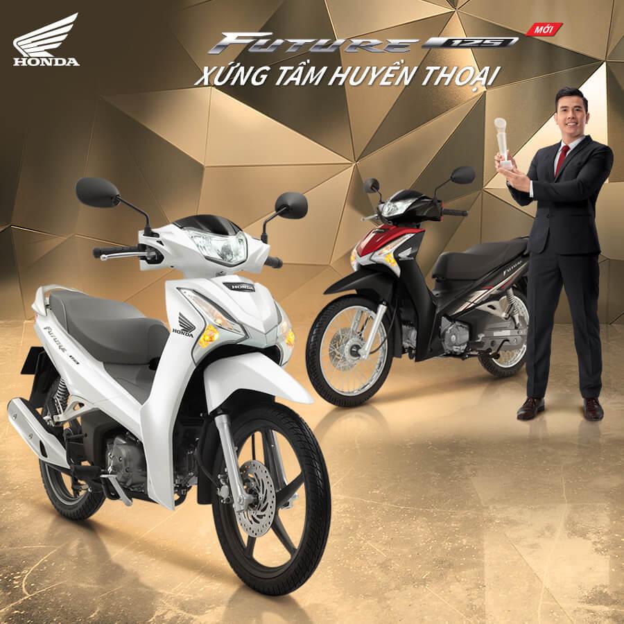 4 16 - Đánh giá xe số Honda Future 2021 Fi 125cc kèm giá bán 04/2021