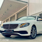 4 3 150x150 - Đánh giá xe Mercedes E200 Exclusive 2021: Trải nghiệm tuyệt vời trong tầm giá