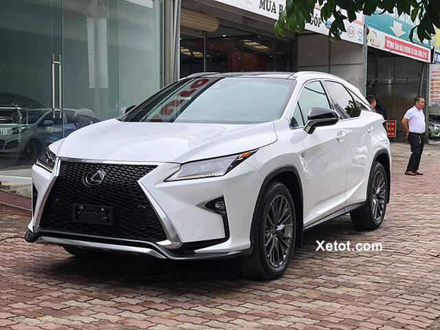 """5 11 - Đánh giá xe Lexus RX 350 2021 - """"Vua giữ giá"""" của phân khúc crossover hạng sang"""