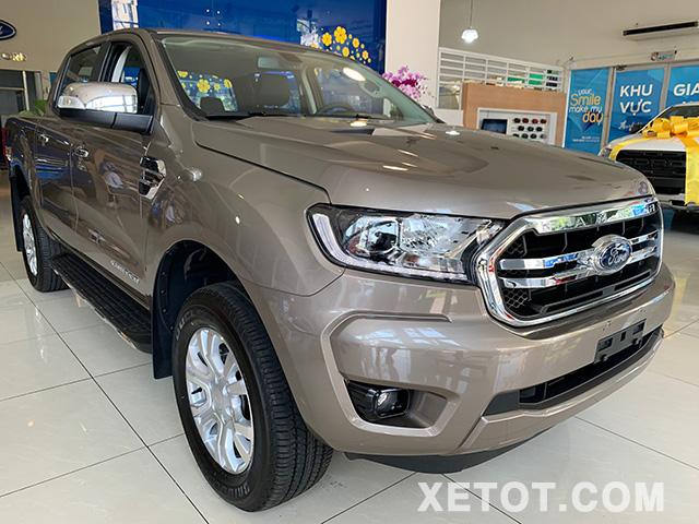 5 13 - Chi tiết Ford Ranger XLT Limited 2021 kèm giá bán 04/2021