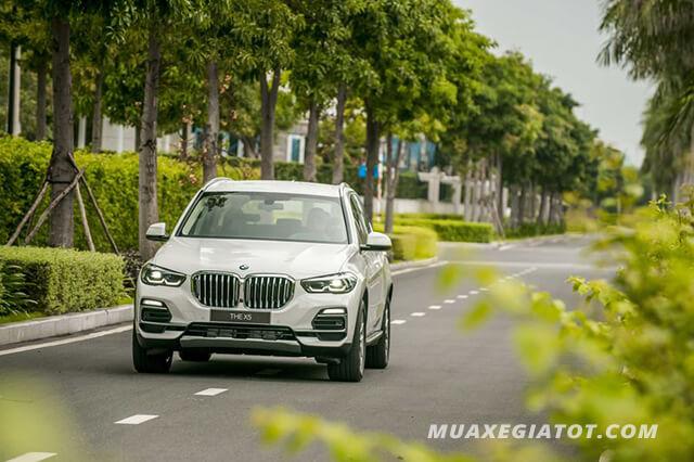 5 17 - Đánh giá xe BMW X5 2021 kèm giá bán 04/2021