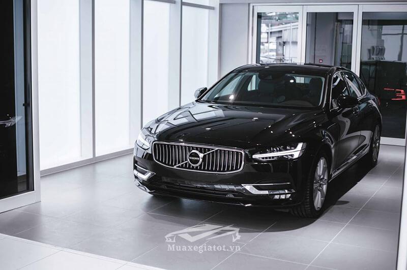 """5 19 - Đánh giá xe Volvo S90 2021, Chiếc sedan cao cấp mang """"hơi thở"""" xứ Scandinavia"""