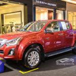 5 20 150x150 - Đánh giá xe bán tải Isuzu D-Max 2021 kèm giá bán 04/2021
