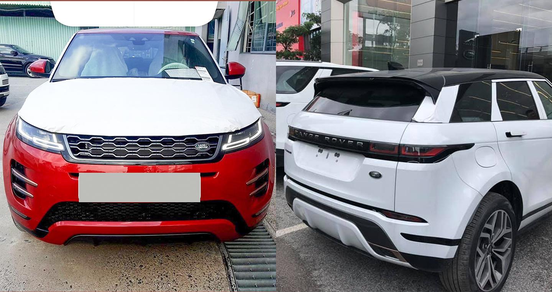 5 9 - Đánh giá xe Range Rover Evoque 2021 kèm giá bán 04/2021
