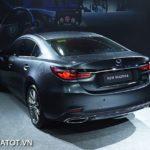 6 150x150 - Đánh giá xe Mazda 6 2021: Cạnh tranh ngôi đầu bảng Sedan hạng D
