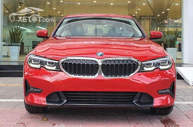 """6 6 - Chi tiết xe BMW 330i Sport Line 2021 - Xe sang """"giá mềm"""""""