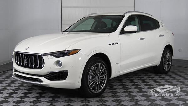 7 10 - Đánh giá xe Maserati Levante 2021 - Tinh hoa xe thể thao