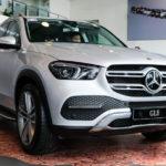 7 150x150 - Đánh giá xe Mercedes GLE 2021, Khi nào về Việt Nam?